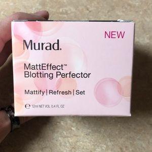 Murad MattEffect Blotting Perfector—NWT